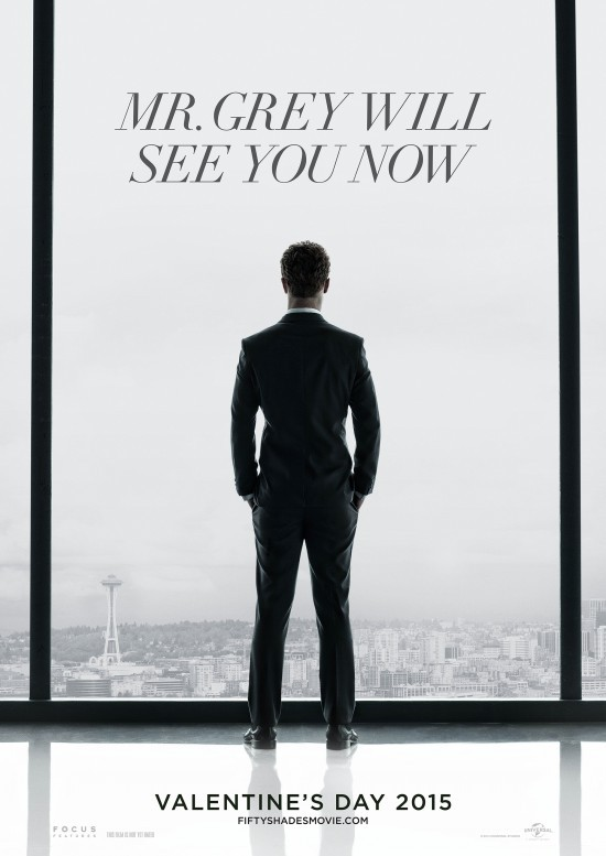 Fifty Shades of Grey - das erste Plakat