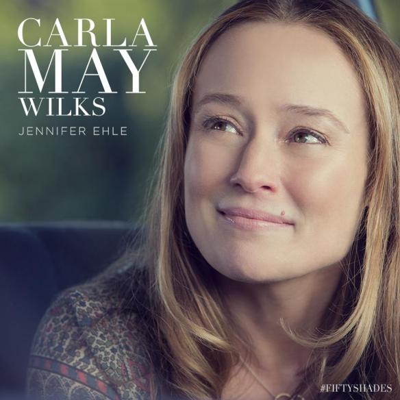 "Carla May Wilks 8Anas Mutter) aus ""Fifty Shades of Grey"""