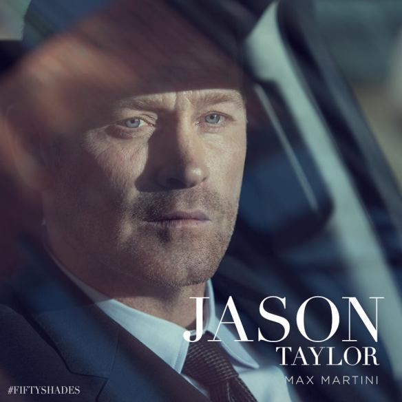 "Jason Taylor (Christians Bodyguard) aus ""Fifty Shades of Grey"""
