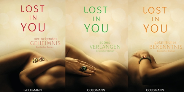 "Jodi Ellen Malpas - ""Lost in you""-Reihe"
